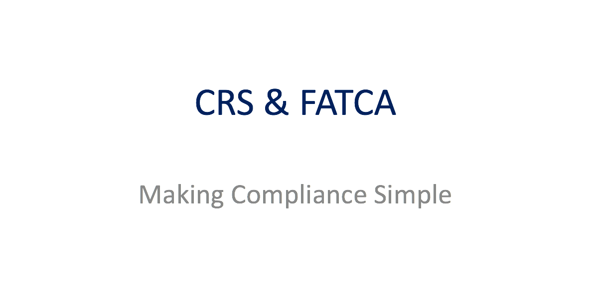 Direct Reporting Nffe Dr Nffe Fatca Crs Training Advice